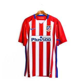 Camisa De Futebol Masculino Atlético Madrid 2015/16 Nike