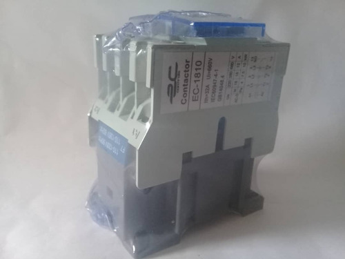 Contactor De Propósito General 110v/220v-18a  3polos