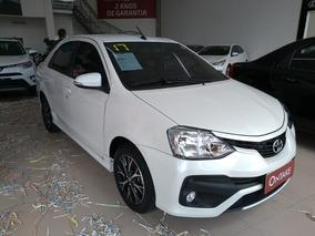 Toyota Etios 1.5 16v Platinum Aut. 4p - Ontake 3180