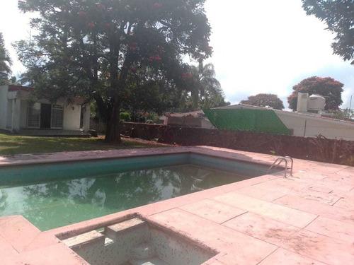 Imagen 1 de 14 de Casa Sola En Delicias, Cuernavaca, Morelos