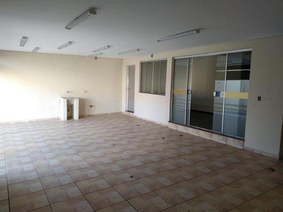 Excelente Casa Para Fins Comerciais - Ca0202