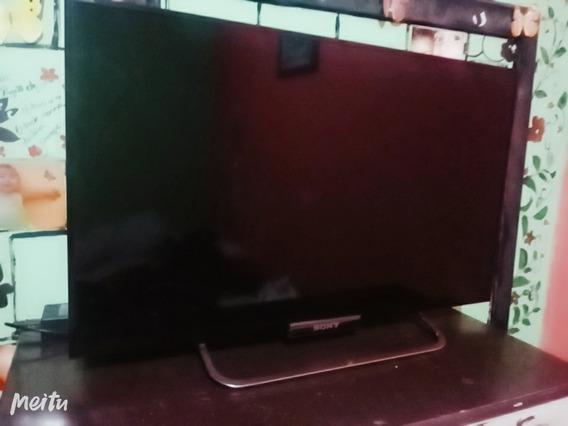 Tv Sony Bravia Kdl32w605 Defeito Na Tela Acende Depois Apaga