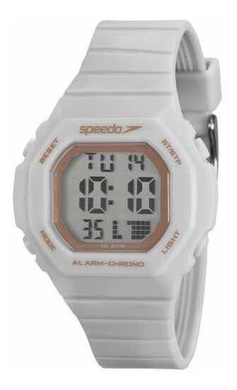 Relógio Speedo Unissex Branco