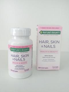 Hair, Skin & Nails - Nature