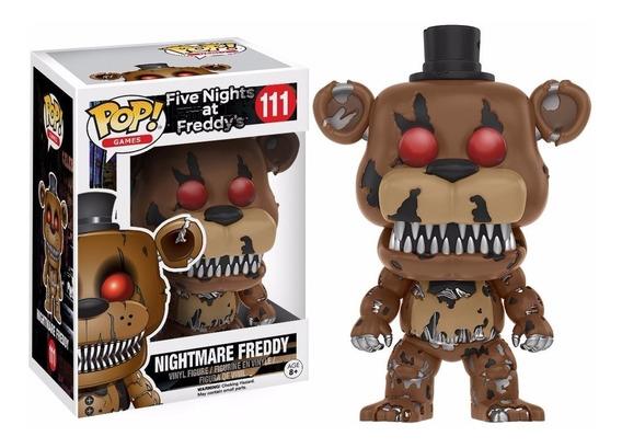 Nightmare Freddy 111 Game Five Nights At Freddy