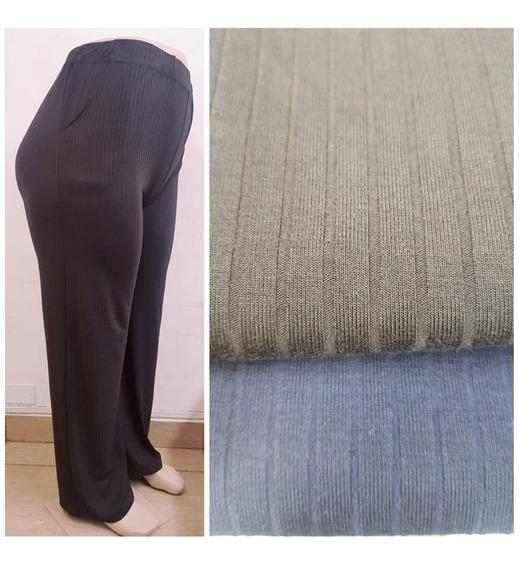 Pantalon Palazzo Morley Mujer-talles Grandes Y Especiales