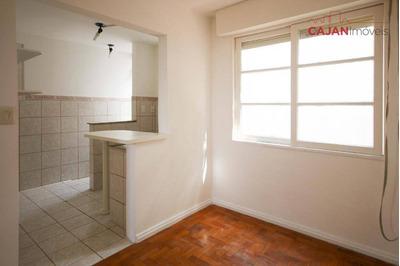Apartamento Com 1 Dormitório No Bairro Bela Vista - Ap4043