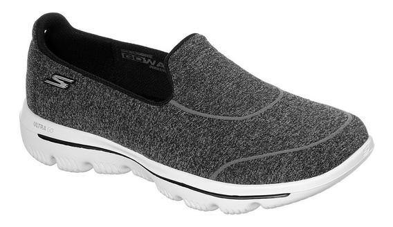 Zapatillas Skechers Go Walk Evolution Ultra Dedicate Mujer