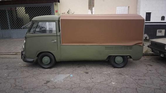 Volkswagen Kombi Picape Antiga