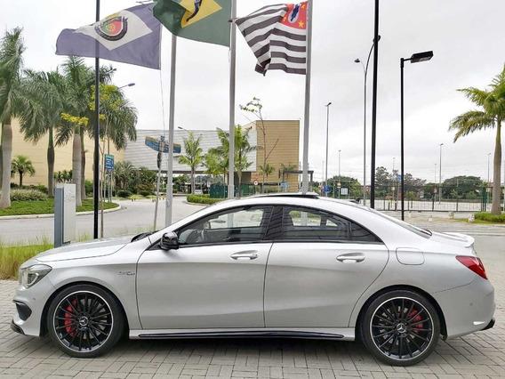 Mercedes-benz Cla 45 Amg - 2014/2015 2.0 Tb 316cv Blindada