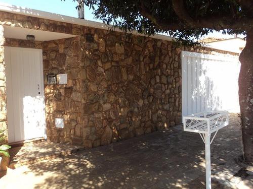 Imagem 1 de 22 de Casa Residencial Para Locação, Vila Nossa Senhora Aparecida, Brodowski. - Ca0039