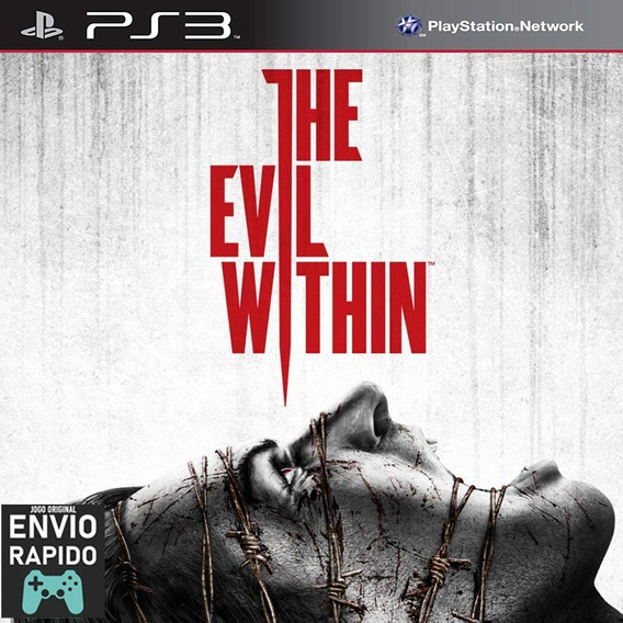 The Evil Within - Jogos Ps3 Playstation 3 Original