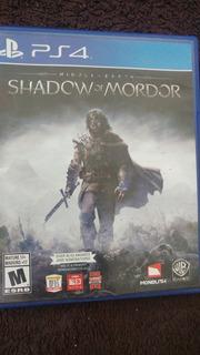 Shadow Mordor Ps4