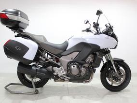 Kawasaki Versys 1000 Tourer 2013 Branca