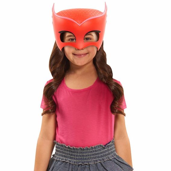 Pj Mask Mascara Heroes En Pijamas Catboy Gecko Owlette Edu