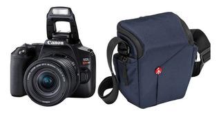 Cámara Canon Dsrl Rebel Sl3 Kit 18 55 Vídeo 4k 24p Bluetooth