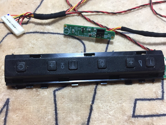 Teclado E Receptor Remoto Tv Philips 42pfl3007d/78