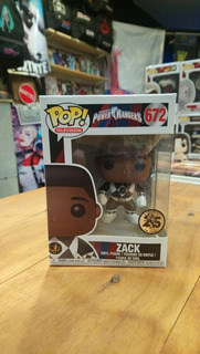 Funko Pop Power Rangers Zack - Original