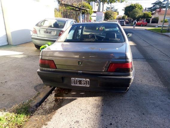 Peugeot 405 2001 1.9 Style D Aa