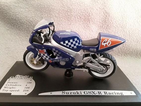 1:18 Solido Suzuki Gsx R Racing