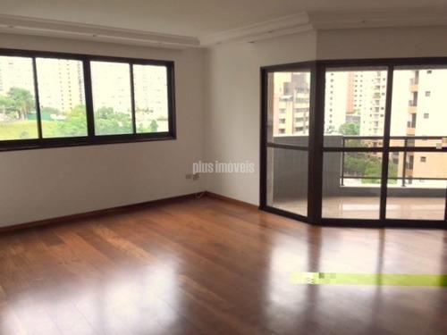 Apartamento Com 4 Dormitorios 2 Suites 3 Vagas Deposito No Panamby!!! - Pp10964