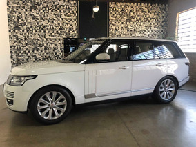 Land Rover Range Rover Vogue 3.0 Tdv6 Hse 4x4 24v Turbo