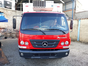 Mercedes-benz Accelo 1016 Bau Refrigerado