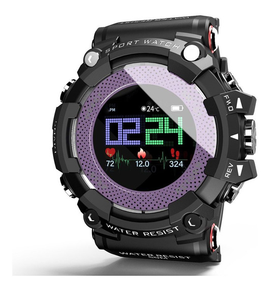 Lokmat Mk23 Inteligente Relógio Inteligente Esporte Lcd 50 M
