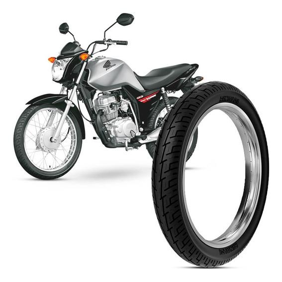 Pneu Moto Honda Cg Fan Rinaldi Aro 18 90/90-18 57p Traseiro