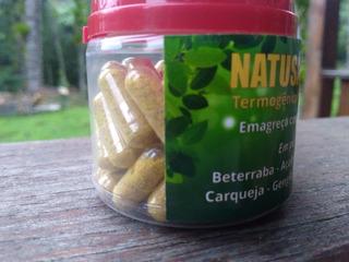 Emagrecedor Natural, Açafrão, Beterraba, Gengibre Carqueja