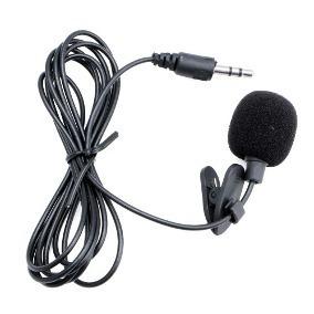 Microfone Lapela P/celular Smartphone Android E Youtubers