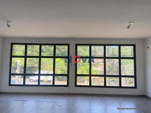 Imagem 1 de 30 de Sala Para Alugar, 60 M² - Beverly Hills - Jandira/sp - Sa0107