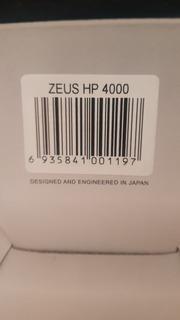 Reel Ryobi Zeus 4000 Rulemanes 6 + 1bb Full Metal Y Liviano