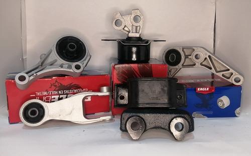 Kit 5 Soportes Motor/trans Corsa 2002 04 05 2008 1.8l Full