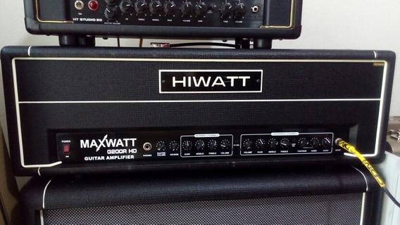Amplificador Hiwatt 200watts G200r Hd