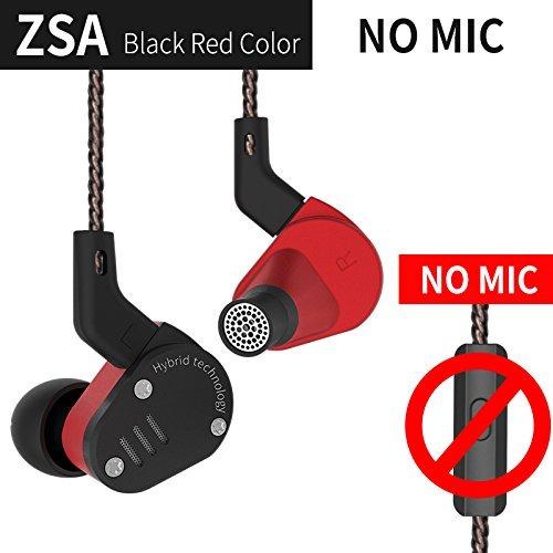 Kz Zsa Dynamic & Balanced Armature Hybrid Technology
