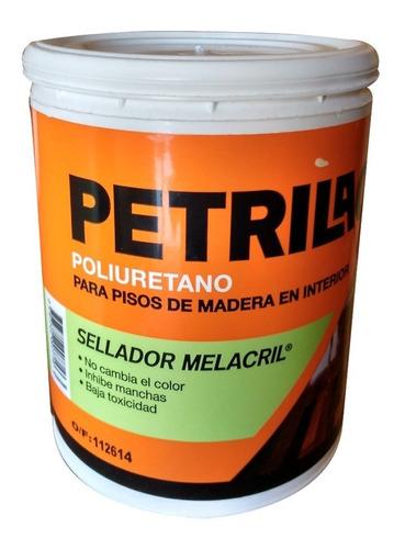Petrilac Melacril Sellador Hidro X 1lt Oferta!! M M