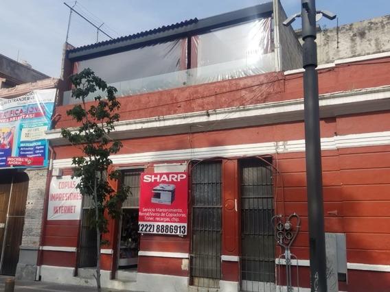 Local Comercial En Puebla Frente A Paseo Bravo