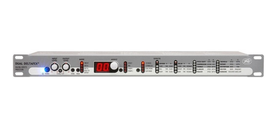 Dual Deltafex Processor Peavey Musica Pilar