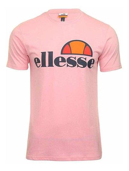 Remera Ellesse Prado Algodón Pink