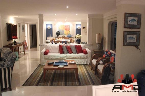 Apartamento Com 4 Dormitórios - Jardim Astúrias - Guarujá/sp - Ap2821