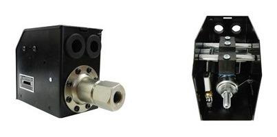 Imagen 1 de 3 de Presostato Para Compresor Cer Modelo G-2 15 A 70 Bar