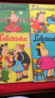 Luluzinha O Cruzeiro Do Ano De 1956 Nºs 7/9/10/12 Kit 4 Hqs
