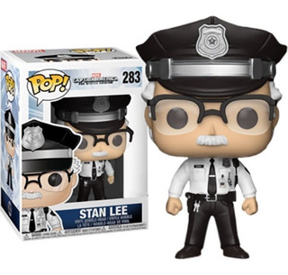 Funko Pop Captain America Winter Soldier Stan Lee 283