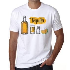 Playera Amo El Mezcal Tequila Y Limon Pistear Token