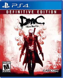 Dmc Devil May Cry Definitive Edition Ps4 (en D3 Gamers)
