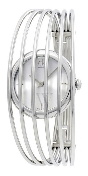 Relógio Calvin Klein Fly Silver