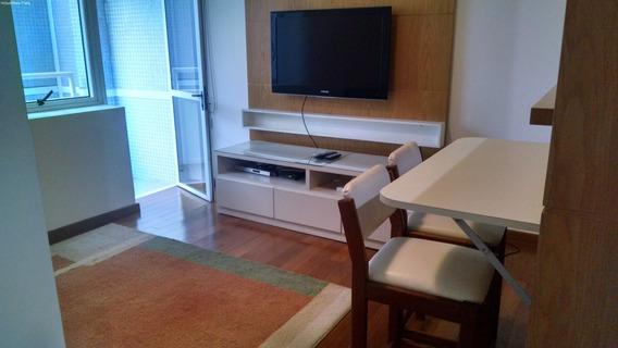 Flat Totalmente Mobiliado, Com Serviços, Próximo A Paulista! Sala E Quarto Separados! - B460vd - 34280577