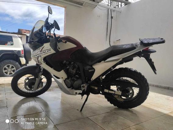 Honda Transalp 2011 Pneus Zero (único Dono) - 2011