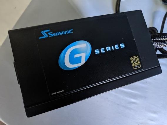 Fonte Seasonic G-750 750w Modular 80 Plus Gold